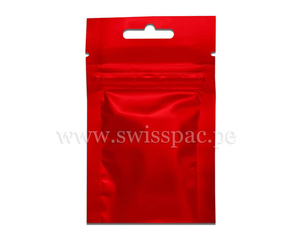 3gm Rojo con Zipper
