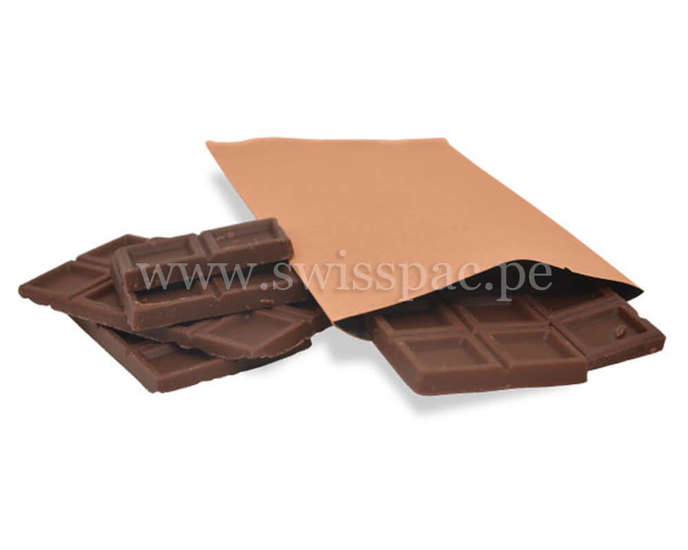 Barra de chocolate Embalaje