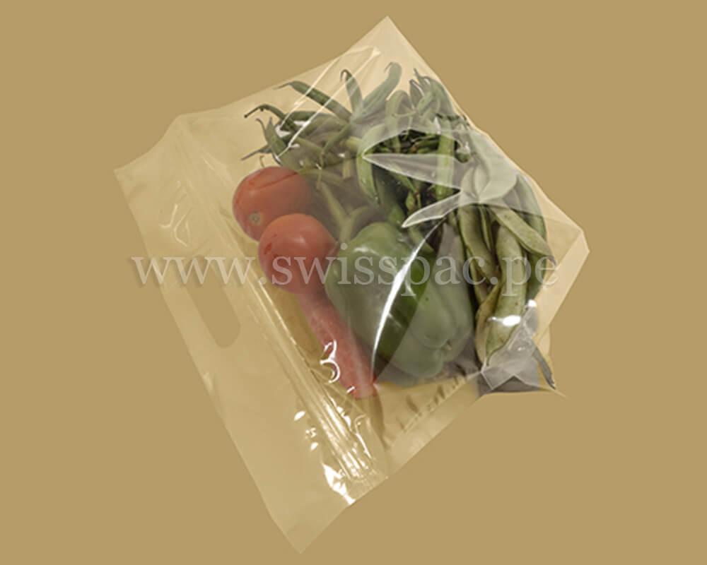 Alimentos / bolsas de verduras