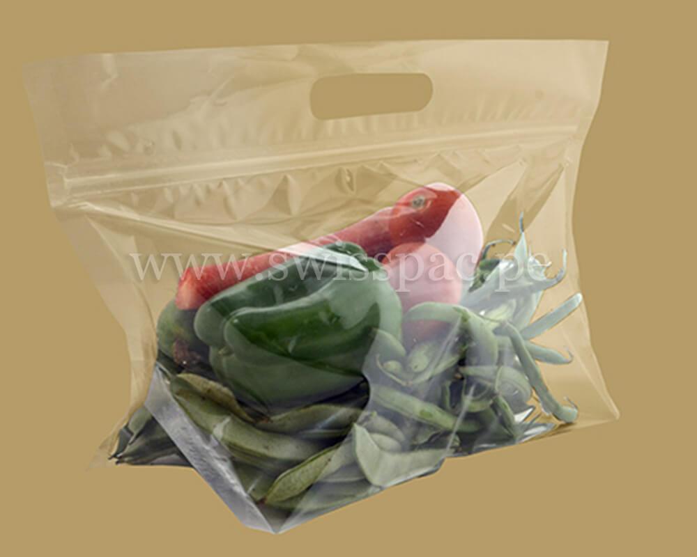 Bolsas vegetales