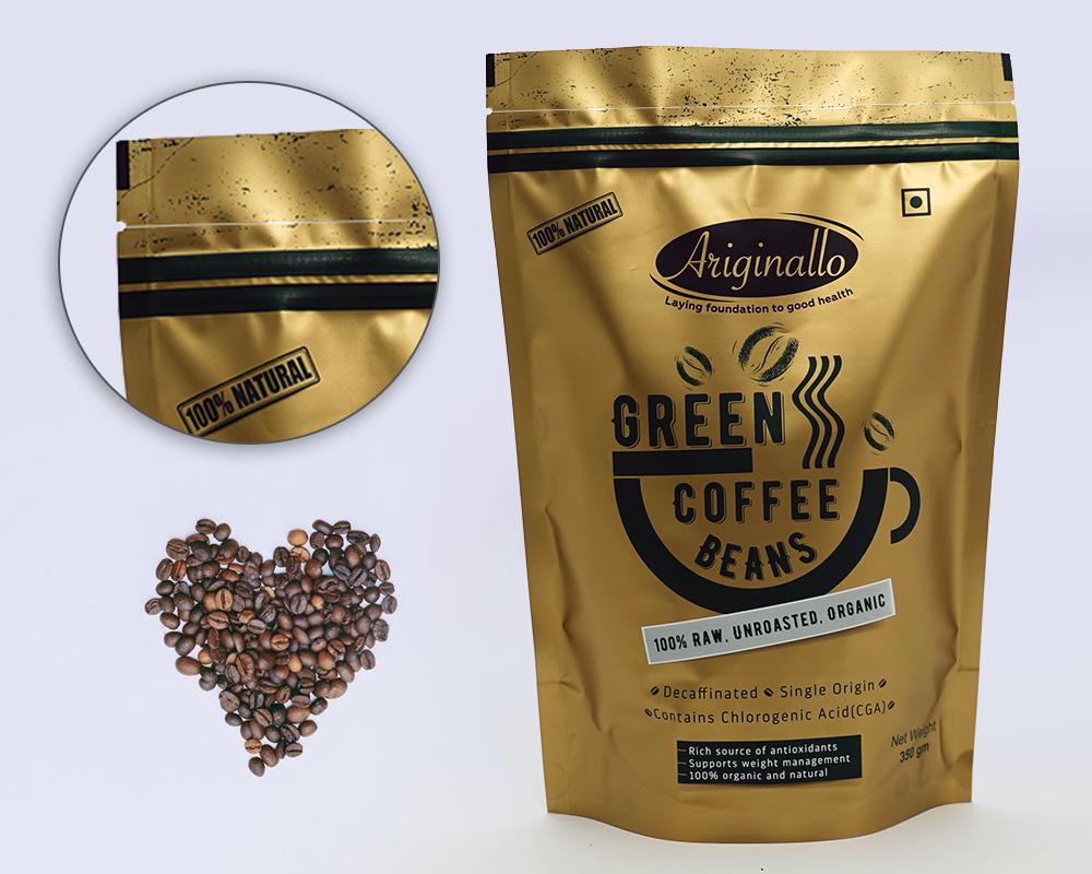 Bolsas para Café con Corte Láser