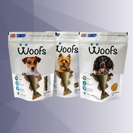 bolsas para alimento de animales