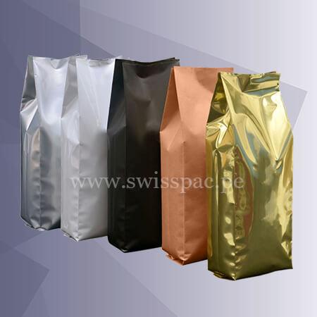 bolsas con fuelles laterales