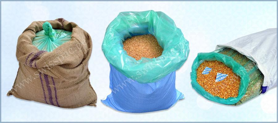 bolsas de super grano