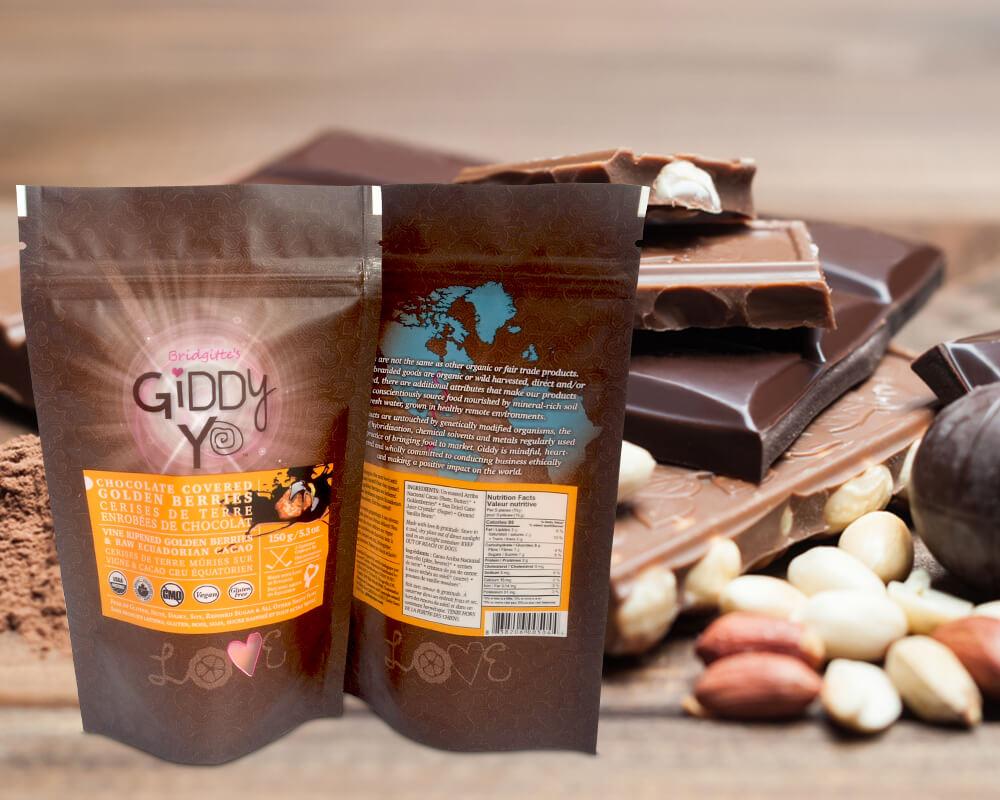 Embalaje flexible Chocolate