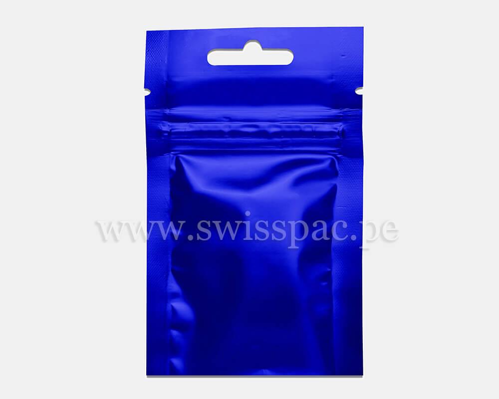 3gm Azul con Zipper