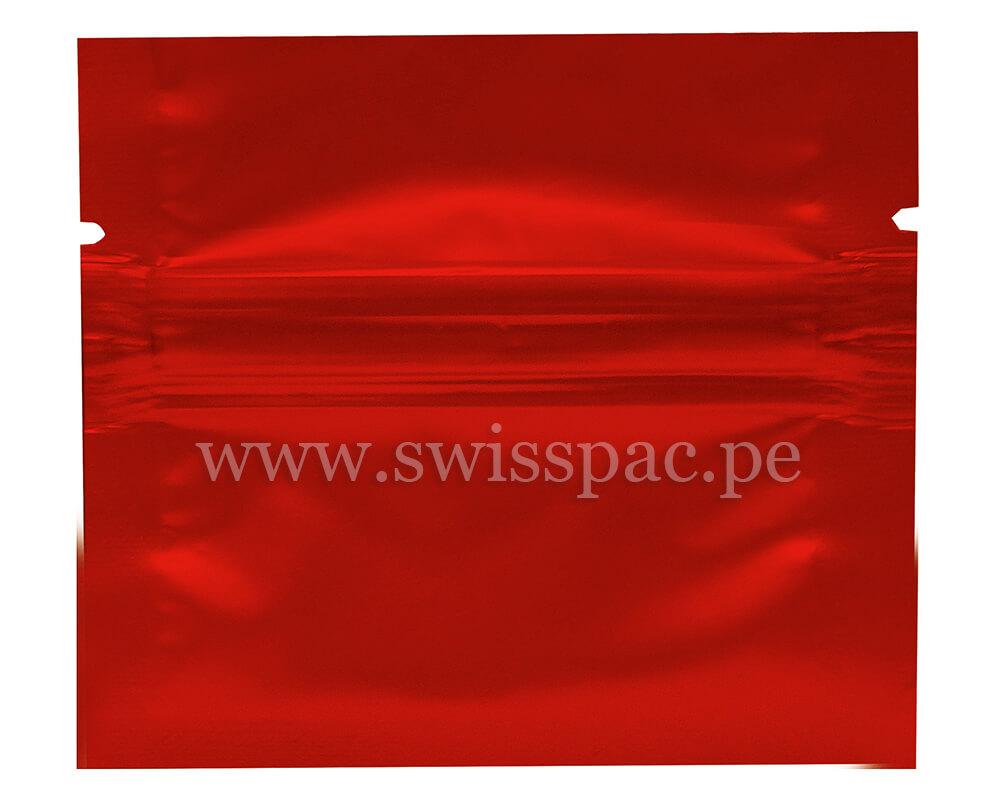 1gm Rojo con Zipper