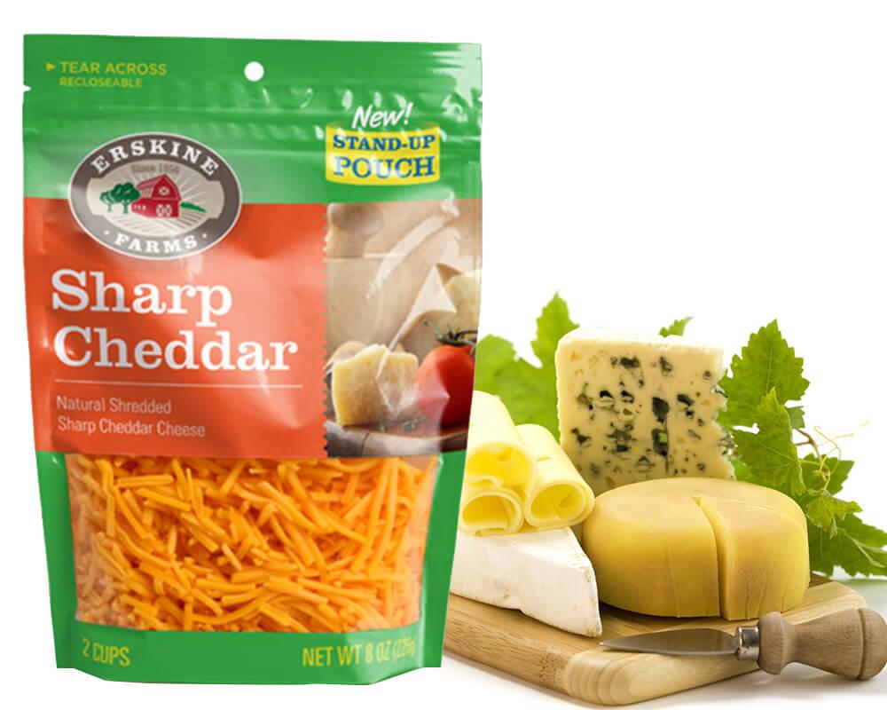 Empaques para quesos