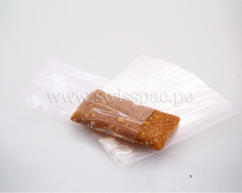 Empaque de barra de granola