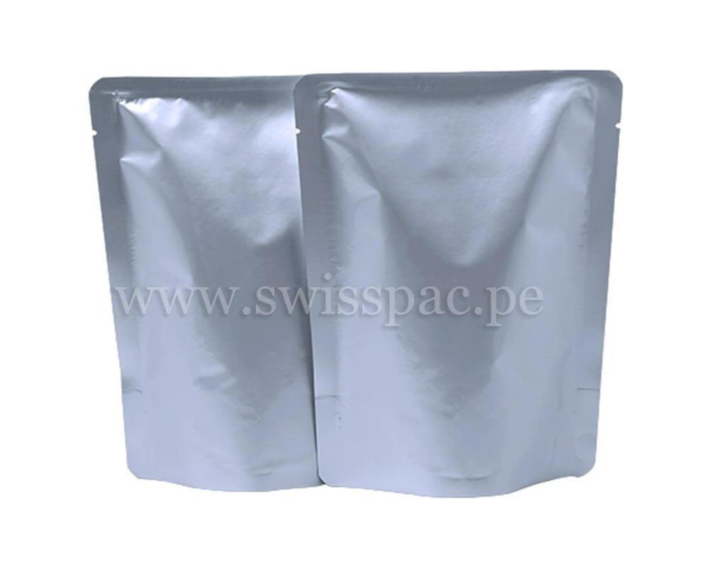 Bolsas de retorta de papel de aluminio