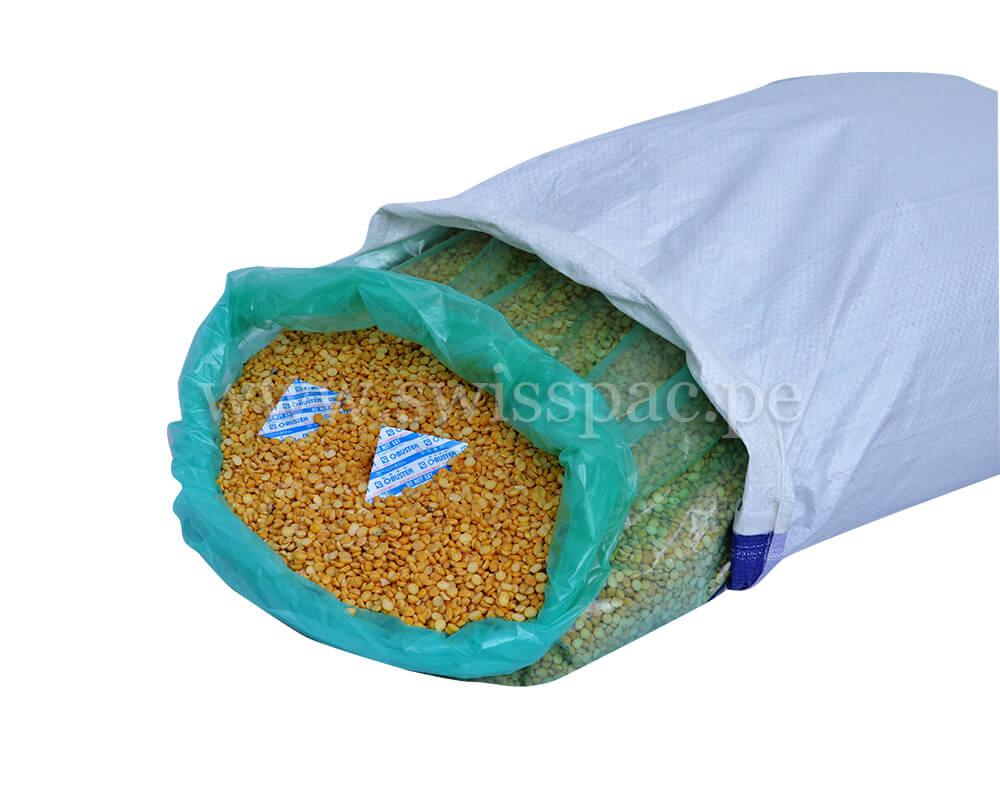 empacado de granos