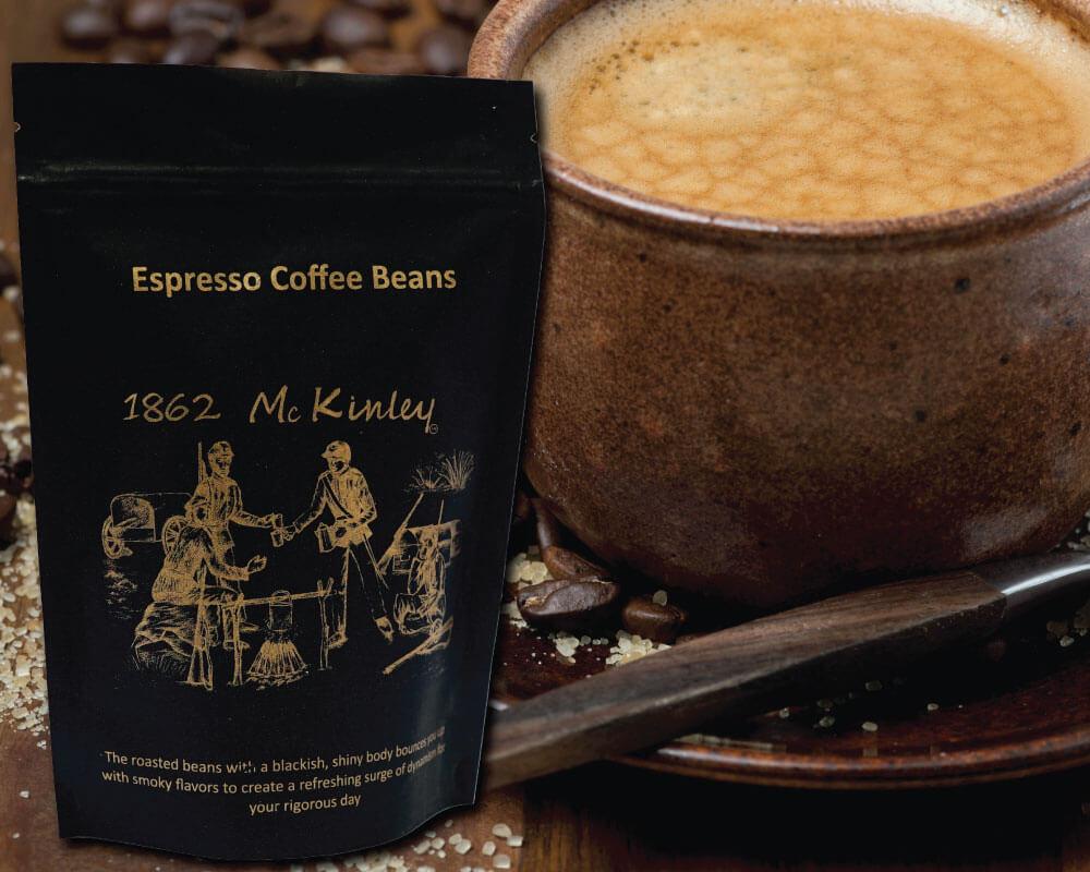 Empaquetado de café